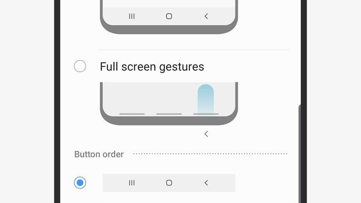 Gestures Navigations