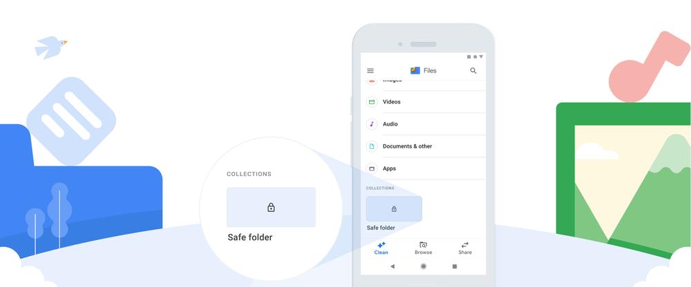 Safe Folder