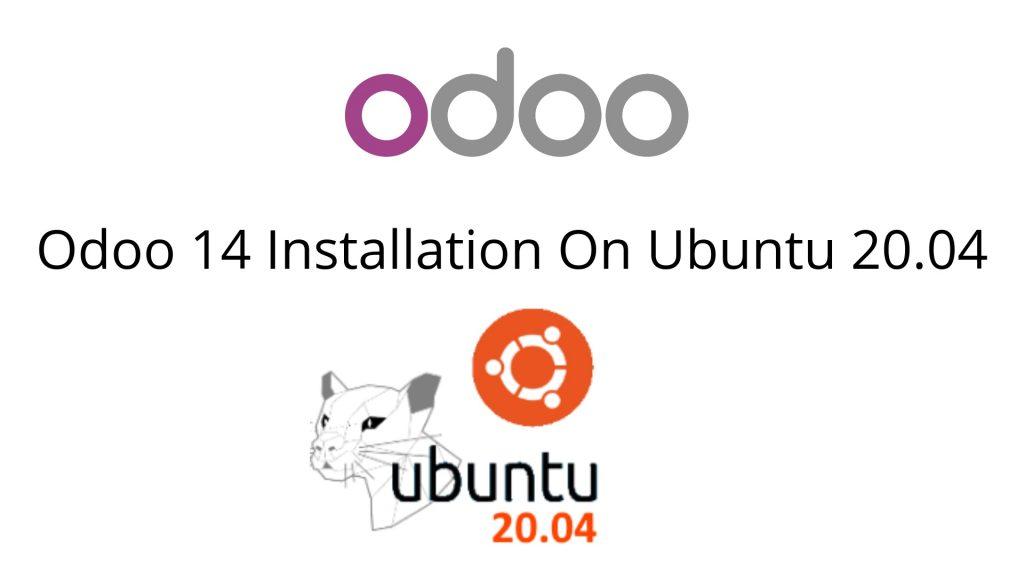 Odoo 14 Installation